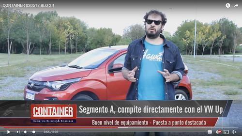 Prueba TV Fiat Mobi