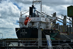 Bulk sugar carrier [Joo Do] Bundaberg port
