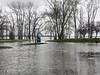 Britannia Park Flooded