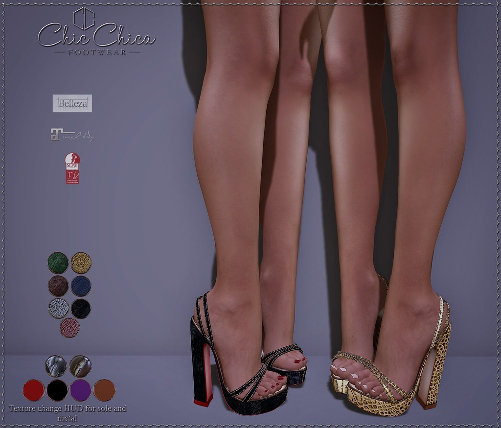 Carmilla by ChicChica OUT@ Cosmopolitan - SecondLifeHub.com