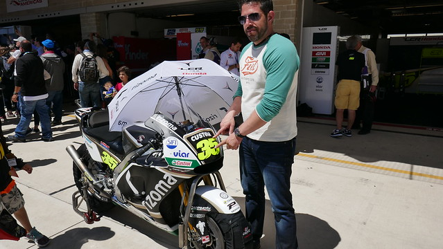 A brilliant 4th and top independent team finish for Cal Crutchlow