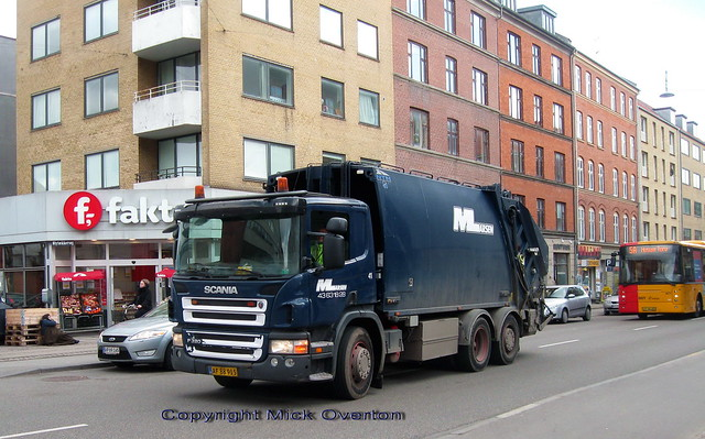 Scania P320 AF88915 trash, Canon POWERSHOT A580