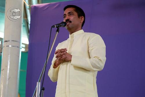 Vijay Batra from Sant Nirankari Colony, Delhi, expresses his views
