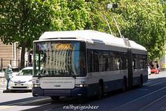 Trolly Bus Hess&Kiepe BGT-N26
