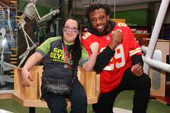 2016 Chiefs Host Special Olympians