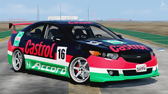 #16 Castrol Racing JTCC