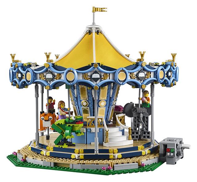 Lego Creator 10257 Carousel 4