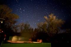 Stargazing in the Hot Spring