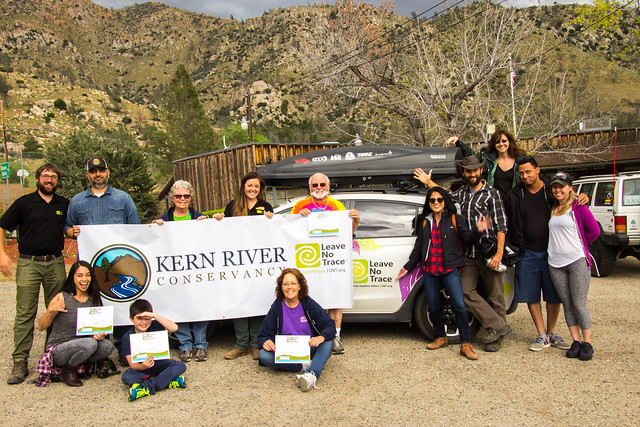 Kern River Hot Spot Re-Visit 2017