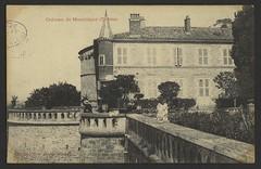 Château de Montéléger (Drôme)
