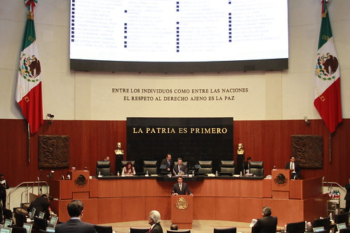 Sesión Solemne Senado 25/abr/17