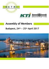ECTRI Assembly Budapest 2017