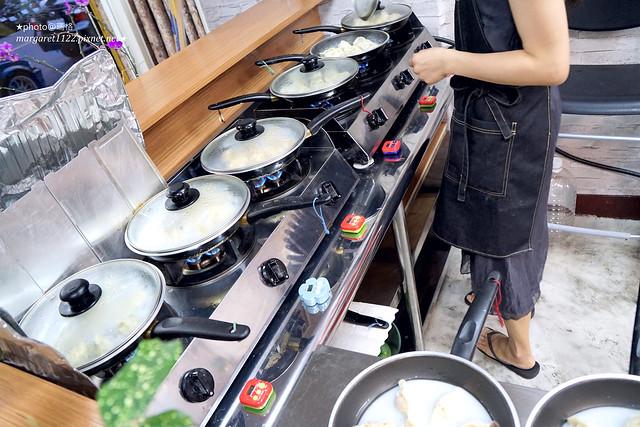 台北美食|大高冰花餃