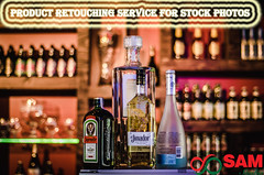 Stock Product Image Retouching Service