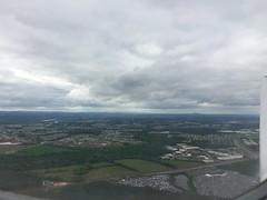 leaving England