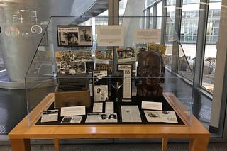 SF Public Library - Main branch Herb Cain