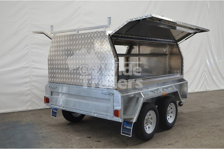 Tradesman Trailers For Sale in Brisbane, Mackay and the Gold Coast