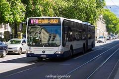 Bus Mercedes Citaro EVO G530/G
