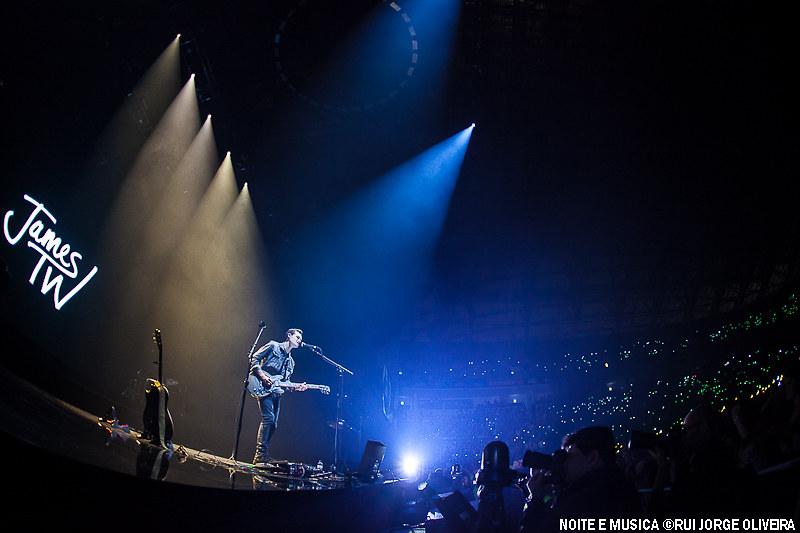 James TW - MEO Arena '17