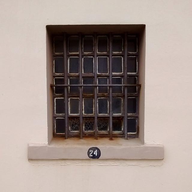 Cell Window, Peterhead Prison