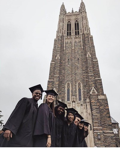 Congrats to all @dukestudents graduating today!