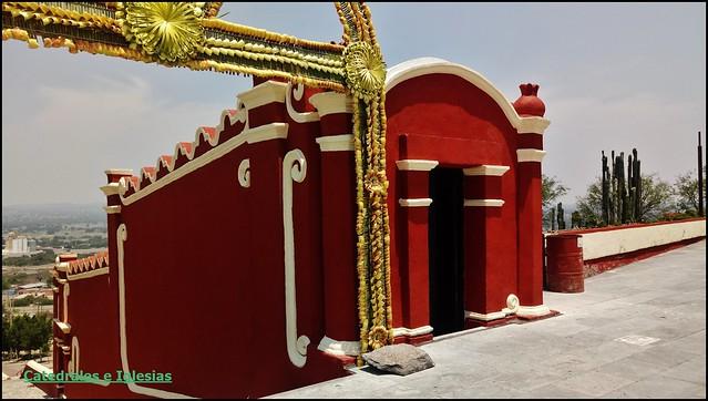 Santuario Nuestro Señor de Tlacotepec (El Calvario) Tlacotepec,Estado de Puebla,México