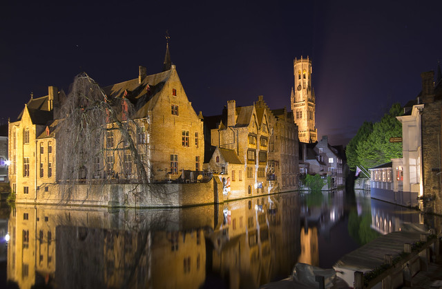 View of Brugge from, Pentax K-5, smc PENTAX-DA 16-45mm F4 ED AL