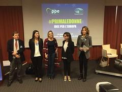 Evento #primaledonne Piacenza 13 maggio 2017