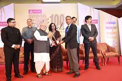 MATRIX RECOGNIZED AS ONE OF INDIA'S TOP 100 PRESTIGIOUS SMEs