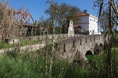 Ponte da Coroa em Coruche