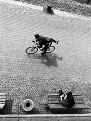 Bike Race Starting Point