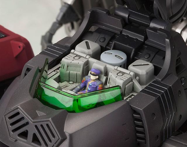 壽屋 HMM《洛伊德ZOIDS》EZ-015 格鬥金剛 黑配色版本!【再次登場】アイアンコング シュバルツ仕様 HMMシリーズ ゾイド