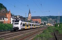 * Transregio   460 001  bis  VT 600