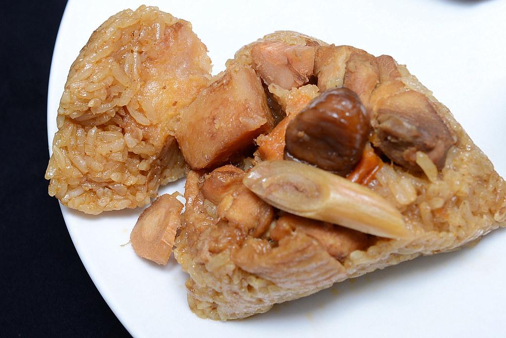 西華飯店 - 南洋富貴雞粽