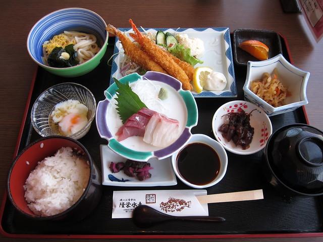 01GW - 131 lunch, hyogo, Canon POWERSHOT S95