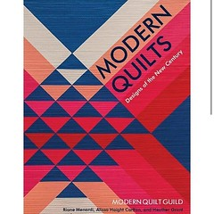 It's available for pre-order peeps! Excited to play a part with a few quilts and to see everyone else's. @themqg