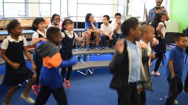 Teach the Beat at Seaton ES