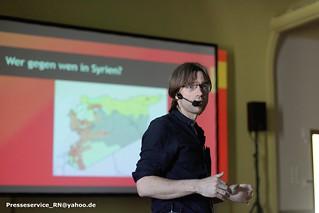 2017.05.17 Rathenow - Veranstaltung zum Syrischen Buergerkrieg (8)