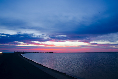 nikon d750 d750nikon landscape landscapephotography sunset twilight nature naturephotography beach beachlife saltlife ocean tarponsprings tampa fredhowarpark tamron