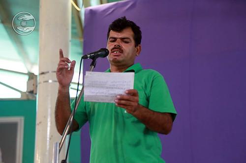 Poem by Raju Multani from Sant Nirankari Colony, Delhi