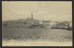 Taulignan (Drôme).- Nord-Est