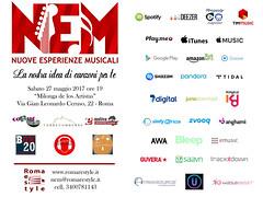L'unico progetto che valorizza la tua musica con discografici, arrangiatori e professionisti del settore musicale a vostra disposizione. Nessun costo di iscrizione. Per info e iscrizioni: www.romarestyle.it