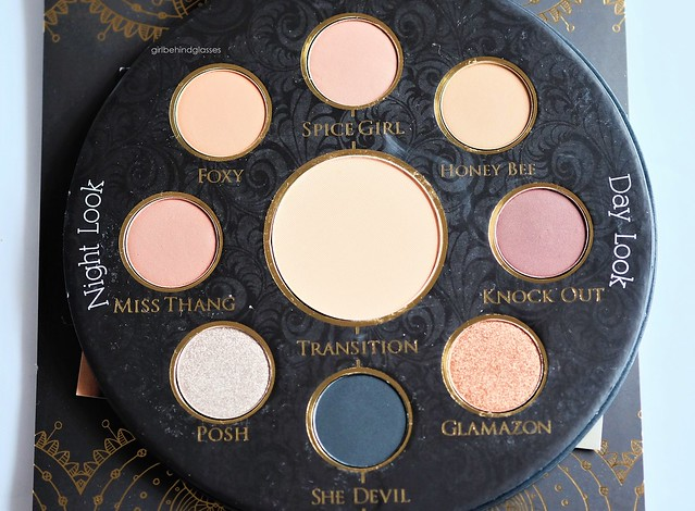Pinky Rose Cosmetics Transition Palette