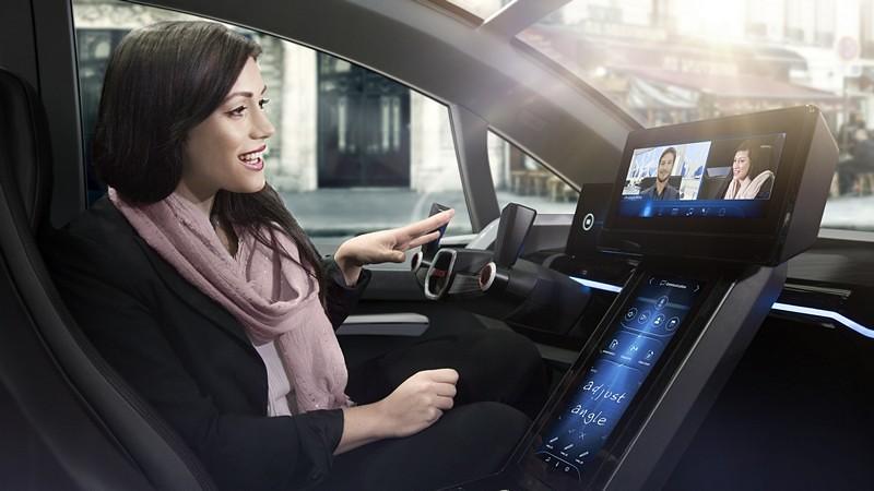 Bosch konceptno vozilo 00006