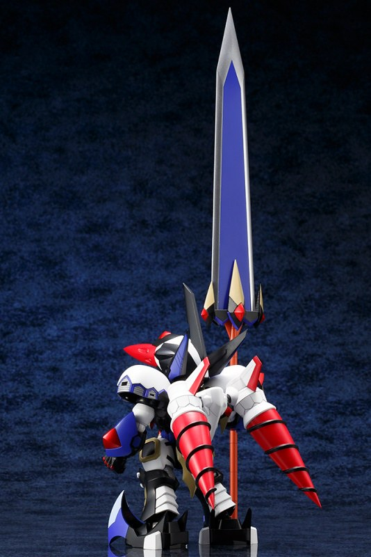吾名為沃丹.尤米爾!梅嘉斯之劍!壽屋 S.R.D-S《超級機器人大戰OG》 SLADEGELMIR(スレードゲルミル )組裝模型