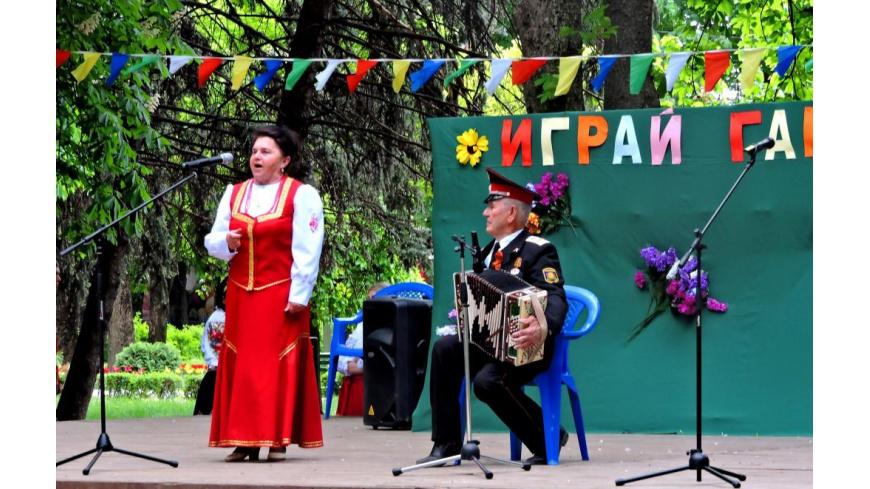«ИГРАЙ, ГАРМОНЬ» - открытый районный фестиваль-конкурс гармонистов