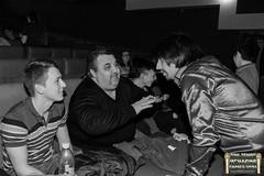Sharing At the Rehearsal Before KBN Show (Рок-Tенор Игнасио Гомез Урра)