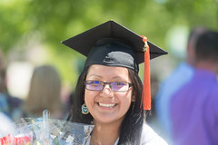 Colorado State University Warner College of Natural Resources Commencement