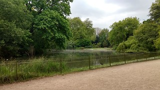 Battersea Park Lake