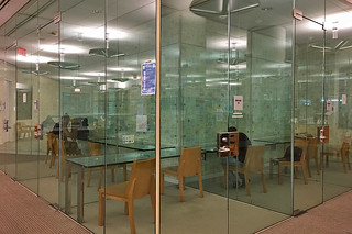 SF Public Library - Main branch Study rooms
